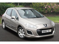 wanted , peugeot 308 1.6hdi hatchback . 62 or 63 reg