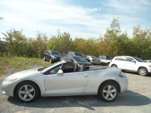 REDUCED!!! 2008 ECLIPSE CONVERTIBLE !!! GREAT PRICE