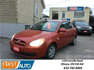 2009 Hyundai Accent - Low Price! - Great on Gas!