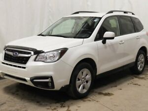 2017 Subaru Forester 2.5i Convenience AWD w/ Heated Seats, Sirus