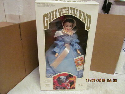 Vintage Gone with the Wind Scarlett  World Doll Light Blue Dress