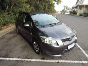 2008 Toyota Corolla Hatchback Tecoma Yarra Ranges Preview