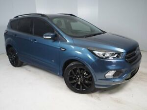 2018 Ford Escape ZG 2018.75MY ST-Line AWD Blue 6 Speed Sports Automatic Wagon Mount Gambier Grant Area Preview