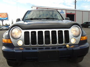 2006 Jeep Liberty CRD LIMITED LUXURY SPORT-SUNROF-LEATHER-DIESEL