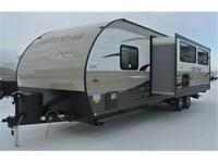 Must See!! 2015 Grey Wolf 26c, Bunks, kitchen Slide! Call Cody!!