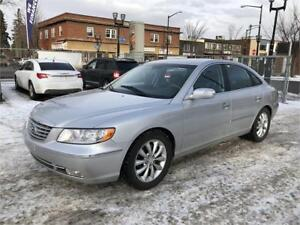 2008 Hyundai Azera Limited, Leather, Sunroof, Car Starter, Clean