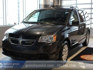 2014 Dodge Grand Caravan SXT WITH STOW & GO