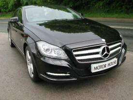 Mercedes-Benz CLS350 3.0 CDI Blue F 7G-Tronic. SAT NAV. Automatic. Diesel.