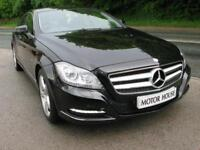 Mercedes-Benz CLS350 3.0 CDI Blue F 7G-Tronic. SAT NAV