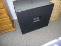 celestion road 400 watt bass bin
