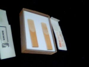 REEDS FOR SAX / RICO & CLEANING KIT