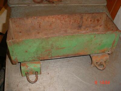 Original Oliver 77-88 Tractor Tool Box 88-77 Oliver