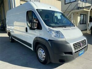 2015 Fiat Ducato Series 4 Mid Roof LWB Comfort-matic White 6 Speed Sports Automatic Single Clutch Greystanes Parramatta Area Preview