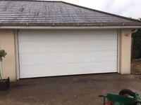 2 Hormann Electric Garage Doors - Excellent condition