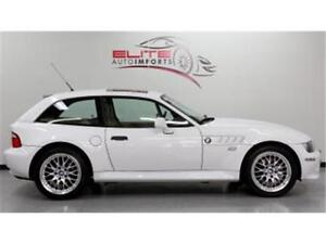 2001 BMW Z3 3.0l COUPE! ONLY 39,820 MILES!