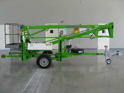 New 2020 Niftylift Tm34he Tow Behind Niftylift Boom Lift 40 Work Height