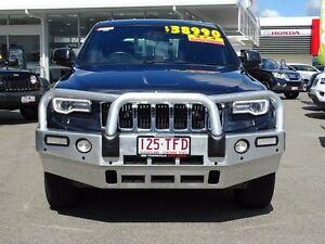2013 Jeep Grand Cherokee WK MY2013 Laredo Dark Grey 5 Speed Sports Automatic Wagon Garbutt Townsville City Preview