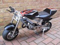 MINI-MOTO MOTORCYCLE.