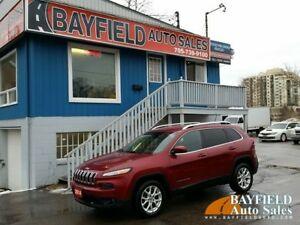 2014 Jeep Cherokee North V6 **Alloys/Heated Seats/Heated Steerin