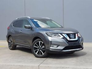 2019 Nissan X-Trail T32 Series II Ti X-tronic 4WD Grey 7 Speed Constant Variable Wagon Berwick Casey Area Preview