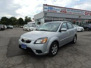 2010 Kia Rio EX AUX ONTARIO VEHICLE NO ACCIDENTS CERTIFIED