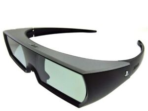 Sony Playstation 3 3D Glasses (x2)