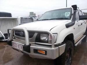 2002 Model Hilux Wrecking! Mount Louisa Townsville City Preview