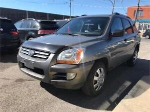2006 Kia Sportage LX 4 CYLINDRES  4WD  AIR CLIMATISER     1999$