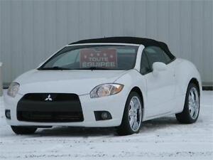2012 Mitsubishi ECLIPSE SPYDER GS CONVERTIBLE***49 000 KM***FULL