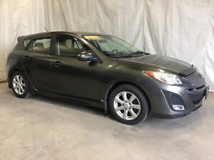 2011 Mazda Mazda3 GS-POWER PACAKAGE! SUNROOF!