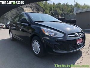 2015 Hyundai Accent GLS CERTIFIED! BLUETOOTH! HEATED SEATS!