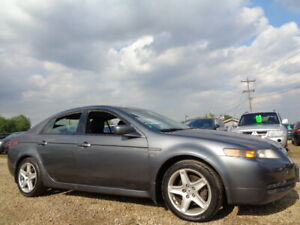2006 Acura TL TECK PKG-LEATHER-SUNROOF-ONE OWNER-ONLY 136K