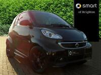 smart fortwo coupe PULSE CDI (black) 2013-05-22