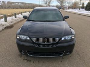 2006 Lincoln LS (Luxury Sport)