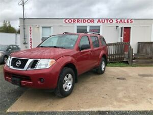 2011 NISSAN PATHFINDER (1 YEAR WARRANTY INCLUDED IN THE PRICE!)