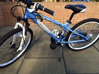 Carrera Luna Girl's bike 24'' Excellent condition
