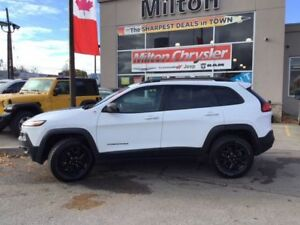 2015 Jeep Cherokee 4X4 TRAILHAWK|LEATHER|PANORAMIC SUNROOF