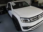 """NEW/DEMO Volkswagen Amarok """"DARK LABEL"""" TDi550 V6 8 SPEED AUTO Alice Springs Alice Springs Area Preview"""