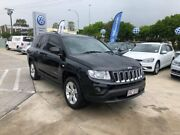 2012 Jeep Compass MK MY13 Sport Black 5 Speed Manual Wagon Maryborough Fraser Coast Preview