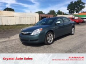 2009/saturn Aura..Mint Safety $3100+hst