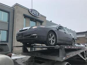 2012 Acura TL-FULL-AUTOMATIQUE-MAGS-CUIR-TOIT OUVRANT