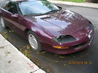 2004 Chevrolet Camaro Autre