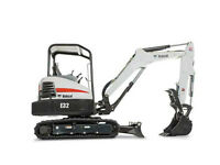 SKID STEER & EXCAVATORS NEW RENTAL LINE UP