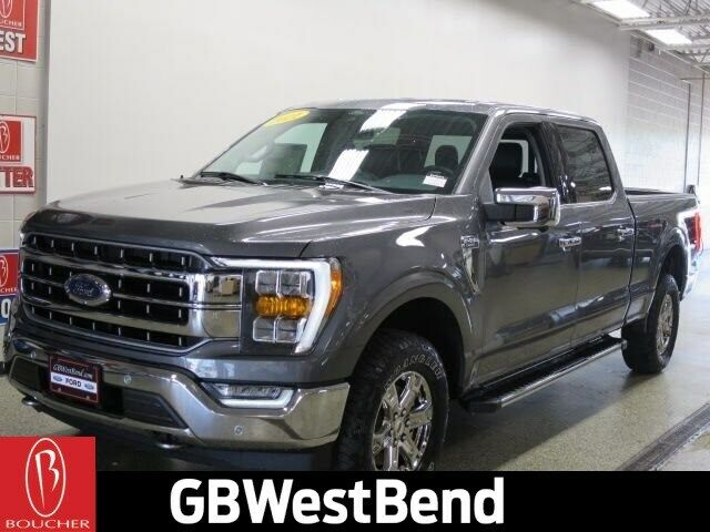 2021 Ford F-150, Gray with 296 Miles available now!