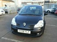 RENAULT GRAND MODUS 1.2 DYNAMIC 2008 REG LOW MILES 90K CAMBELT DONE
