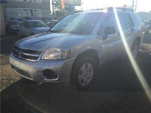 2007 Mitsubishi Endeavor LS AWD ONLY 126400 KMS $ 7950