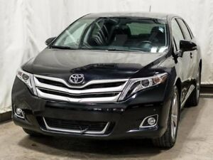 2014 Toyota Venza Limited V6 AWD w/ LOW KMs, Navigation, Leather