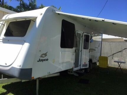 2012 Jayco Sterling 21.6ft