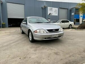 2000 Ford Fairmont AUII Silver 4 Speed Automatic Sedan Newport Hobsons Bay Area Preview