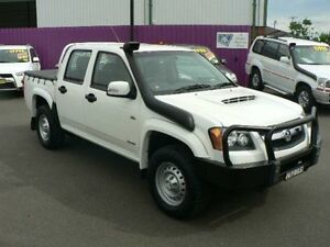 2009 Holden Colorado RC MY09 LX (4x4) White 5 Speed Manual Crew C/Chas Dubbo Dubbo Area Preview